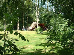 Campsite in Northern France le Bois Coudrais